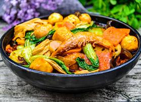 美食:麻辣香锅