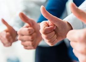 企业心声:表扬通知