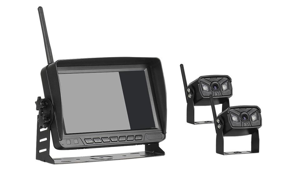 无线车载影像系统
